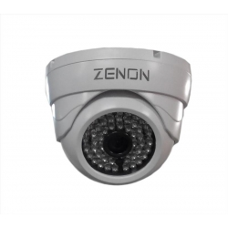 ZENON B7075-A20-F48B60 1/3 CMOS 2 MP (1080P) 6mm 48 Led Dome AHD Güvenlik Kamerası