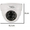 ZENON B7060-H10-F24B36 1/4 CMOS 1MP (720P) 3.6mm 24 Led Dome AHD Güvenlik Kamerası